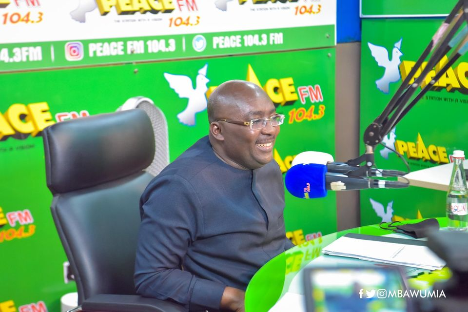 Trainee allowance will be stable under Akufo-Addo gov't - Bawumia