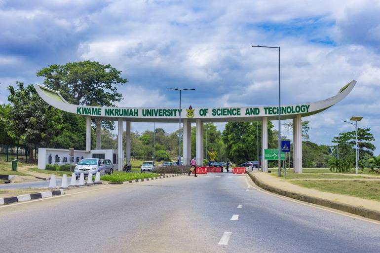 NUGS sends message to KNUST students over date to leave campus