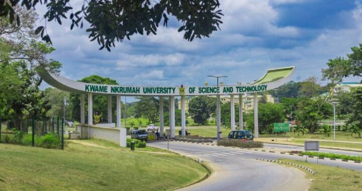 KNUST joins Green Ghana Project to plant 5 million trees on Friday