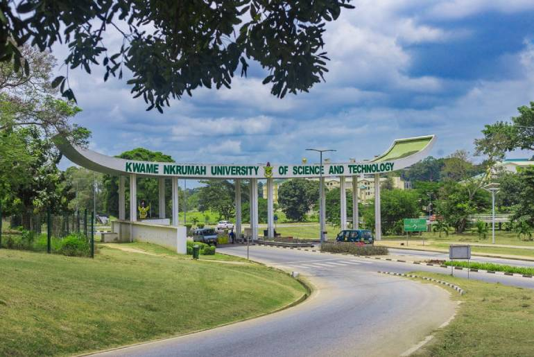 KNUST gives 'unruly' students deadline to leave university campus