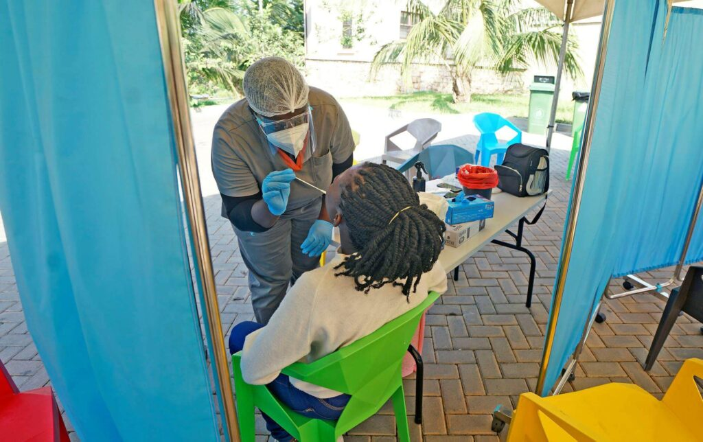 COVID-19: GHS to train 12,500 for nationwide vaccination exercise