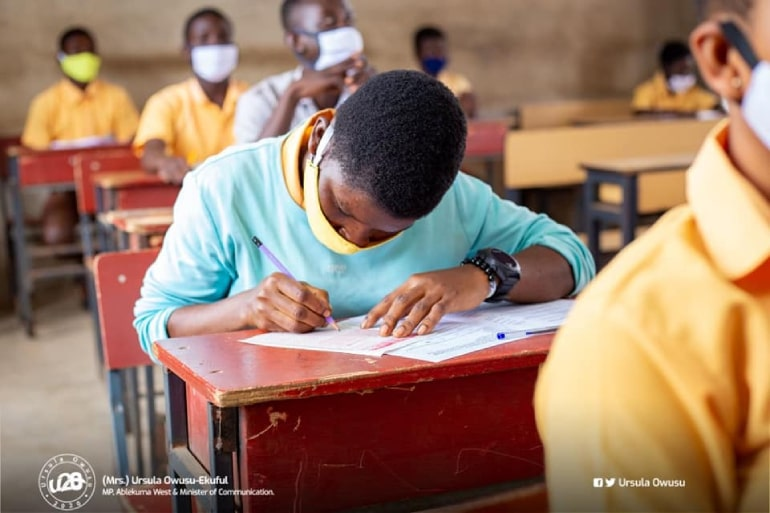 Registration of JHS 3 students for 2021 BECE ends today in A/R