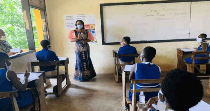 2021 BECE for private candidates starts Monday