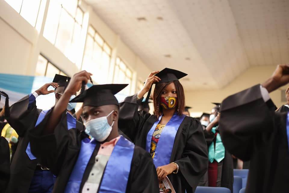 484 graduates at first session of HTU 21st Congregation