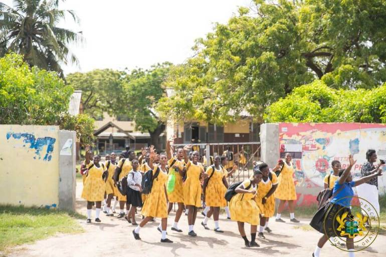 Today in history: Akufo-Addo directs for schools closure