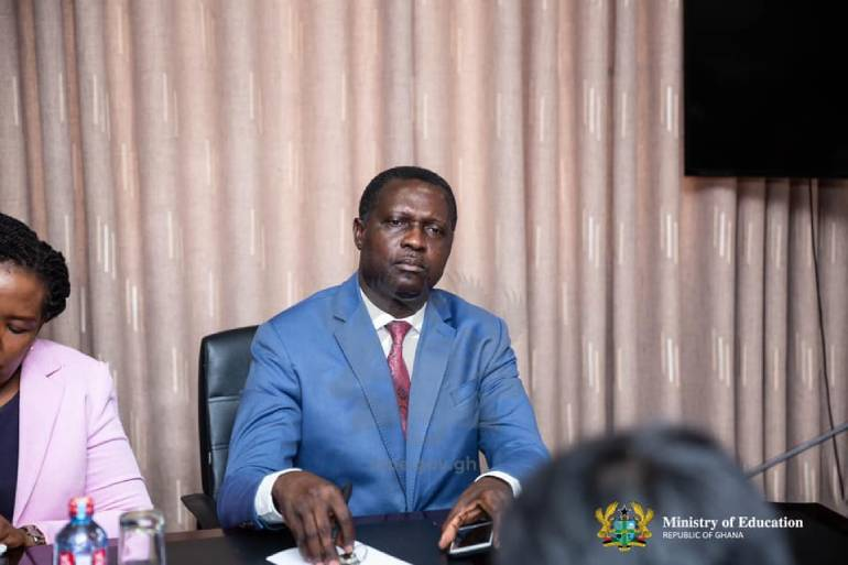 Adutwum narrates how he ditched US congress for Ghana's education