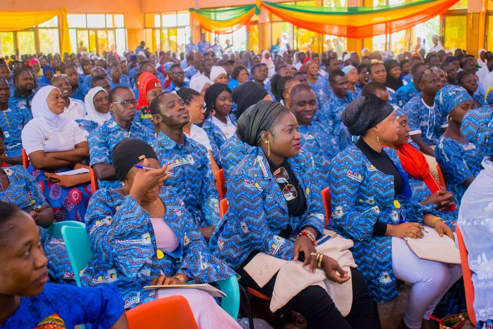 Gov't to recruit over 20,000 NABCO trainees after 3 yrs of service
