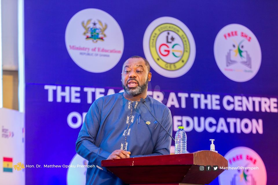 UEW to Honor former Education Minister, NAPO Doctorate Degree