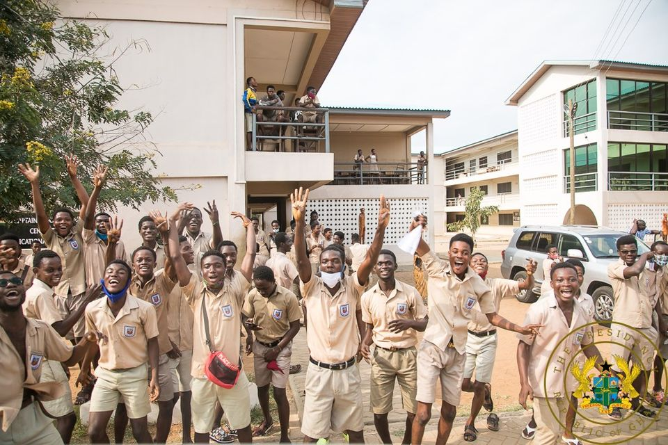 Final year SHS students reopening postponed to prevent congestion - CHASS