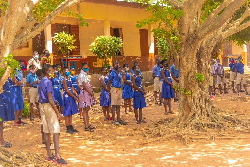 Akufo-Addo urges teachers to enforce GES COVID-19 guidelines
