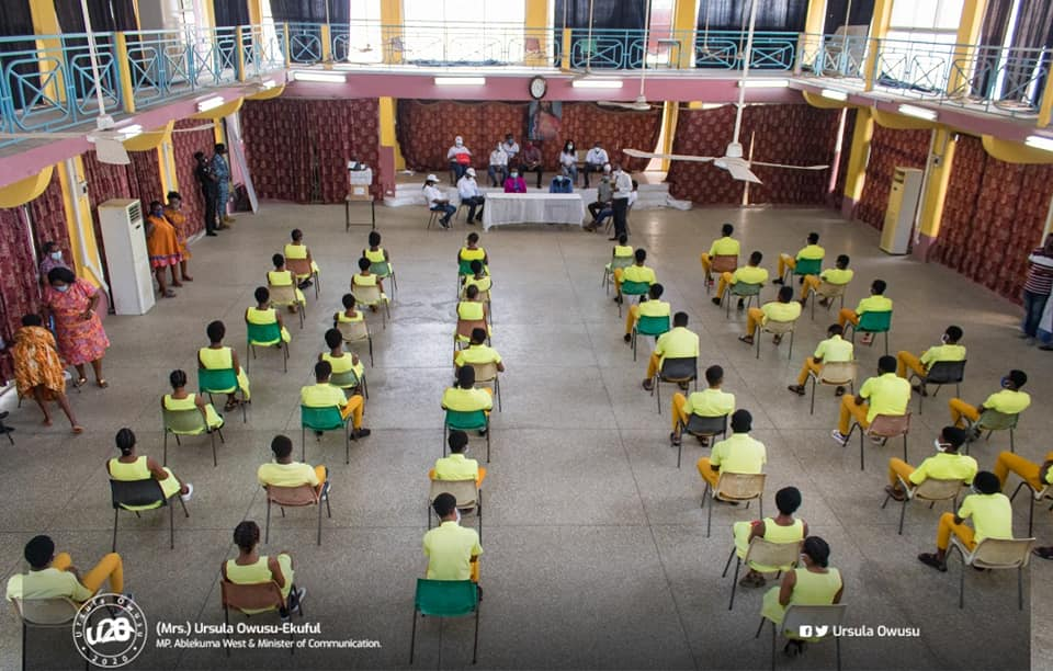 GES sends warning, good luck message to 2021 WASSCE candidates
