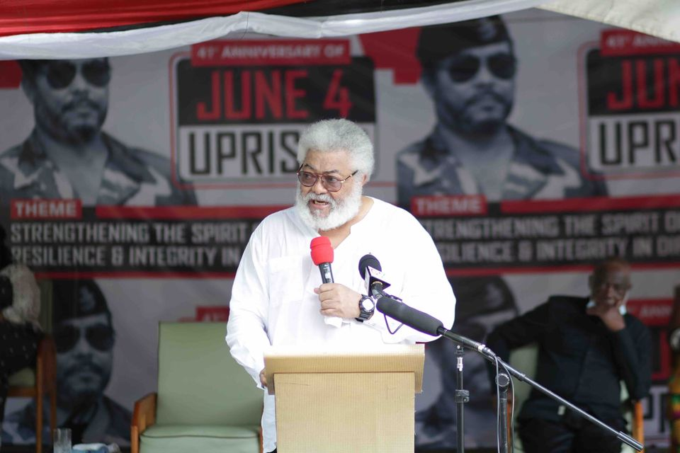 UDS to be named after Rawlings despite his hesitation