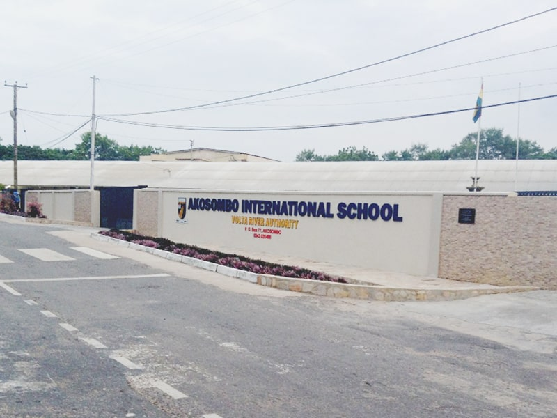 29 test positive for covid at Akosombo International School