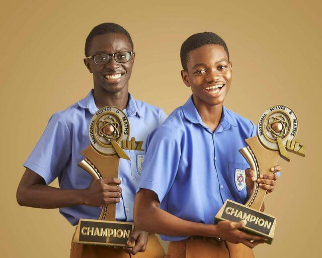 2020 PRESEC NSMQ stars now engineering students at Ashesi