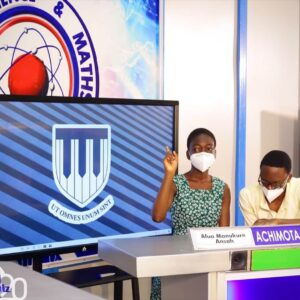 I wanted to win NSMQ trophy for Achimota SHS - Tyrone