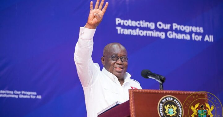 Akufo-Addo lists his top achievements in education sector