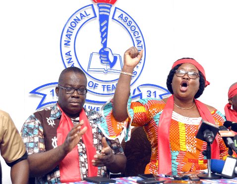 Teacher Unions to meet govt over 'no Ghana Card, no salary' threat