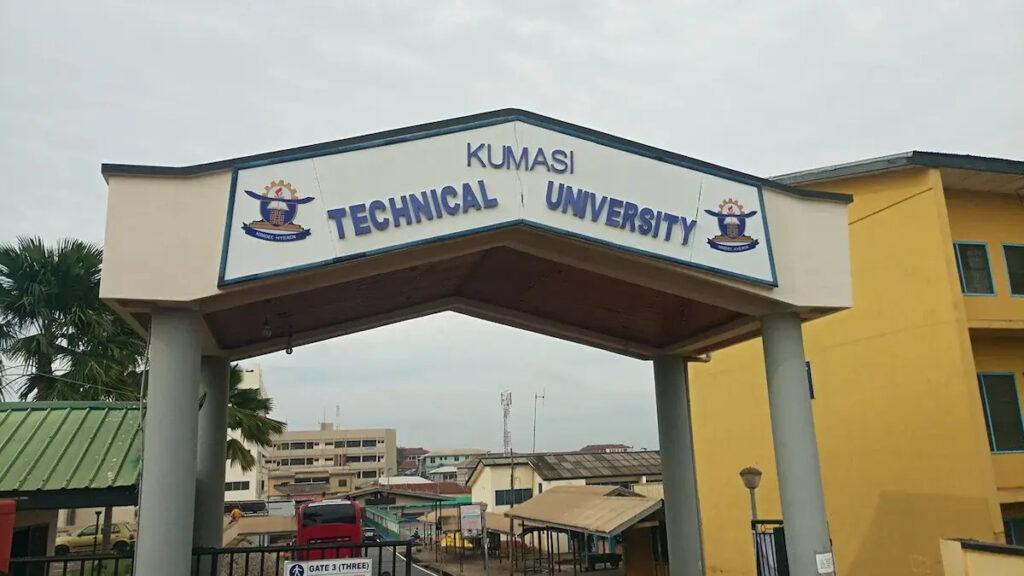 KsTU adjudged best technical university in Ghana