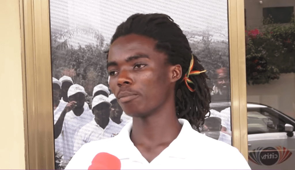 I'll find another school for my son but sue Achimota School - Ras Nkrabeah