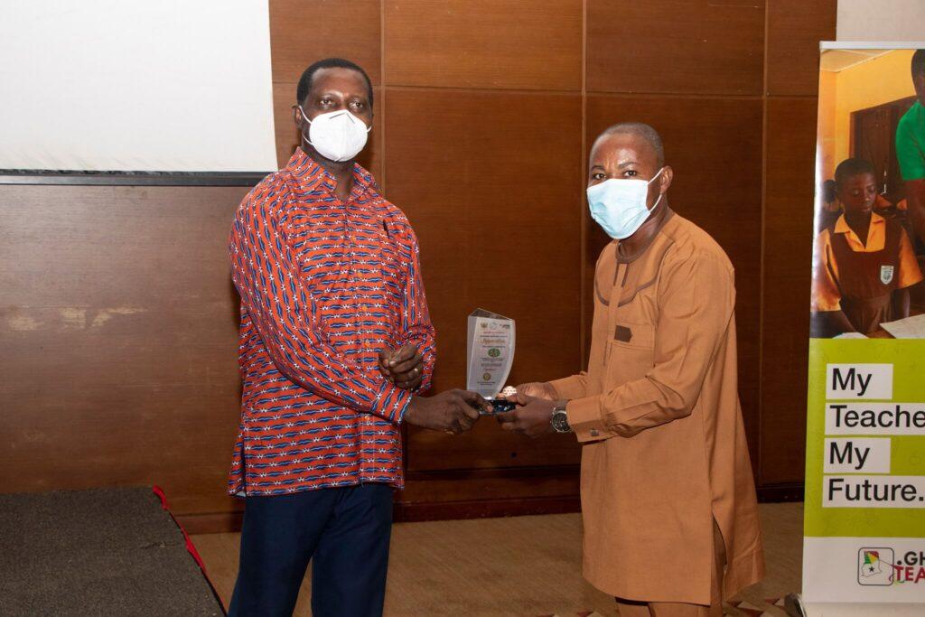 NTC acknowledges 2020 Ghana Teacher Prize sponsors