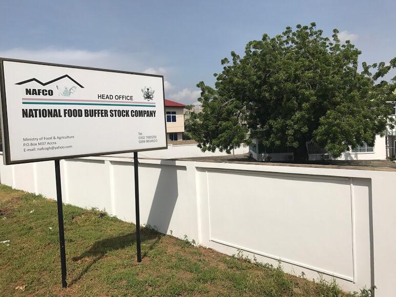 Nana B, Alhaji Hanan appointed board of Nat'l Food Buffer Stock