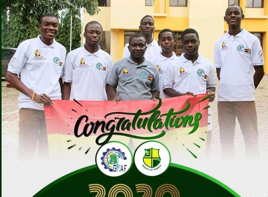 NAPO commends Prempeh College for winning 2020 Robofest