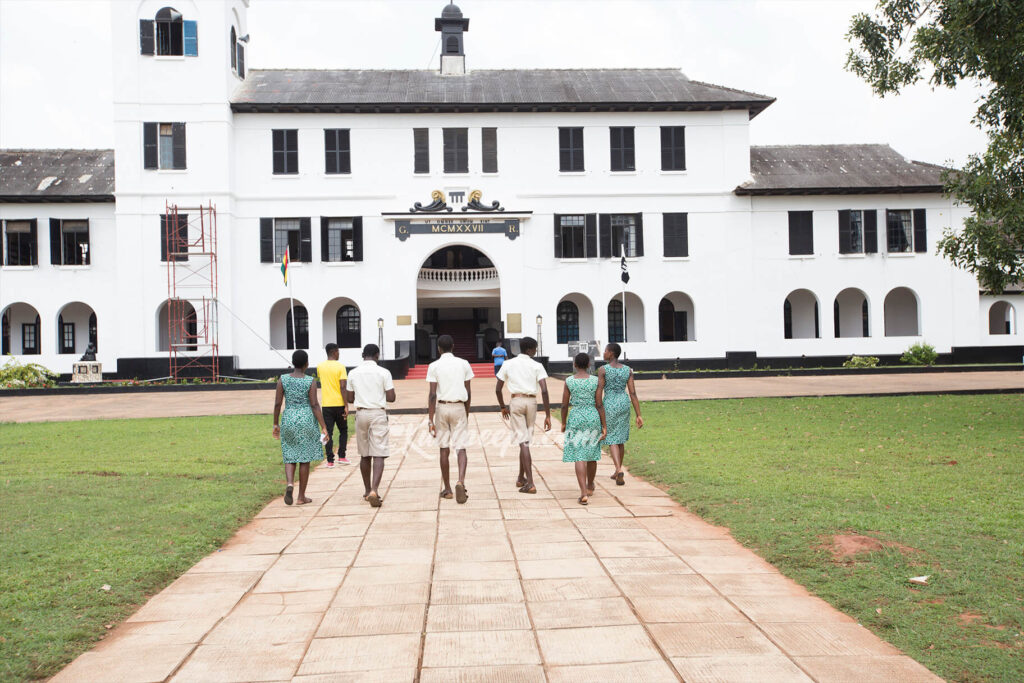 Covid-19 positive Achimota School students treated & discharged