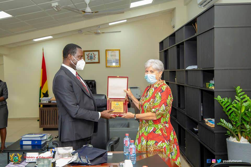 US pledges support for MoE, GES to improve Ghana's education