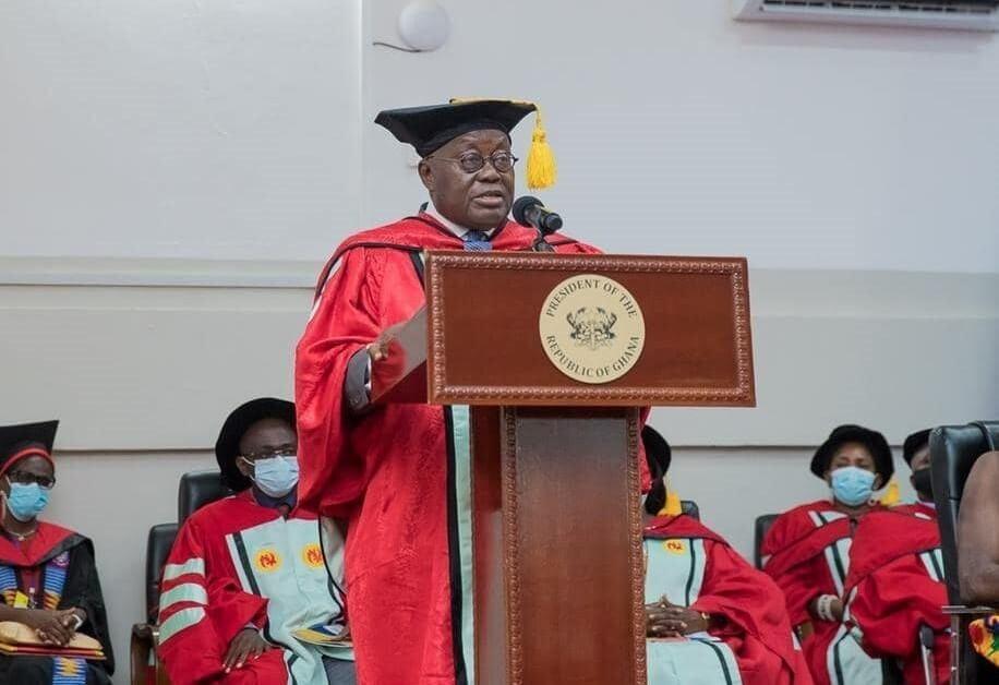 Education Ministers praises Akufo-Addo on UCC PhD conferment