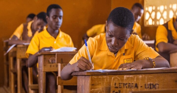 GES to give 350,000 made in Ghana pens to 2021 BECE candidates