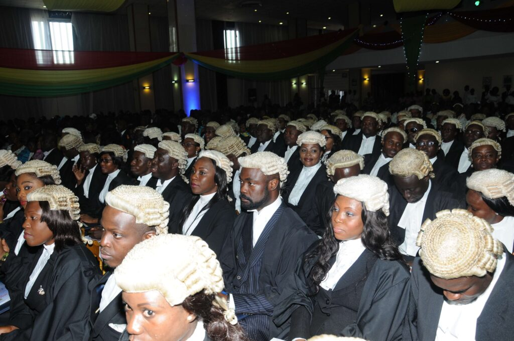 790 out of 2,824 passes 2021 Ghana Law School entrance exams
