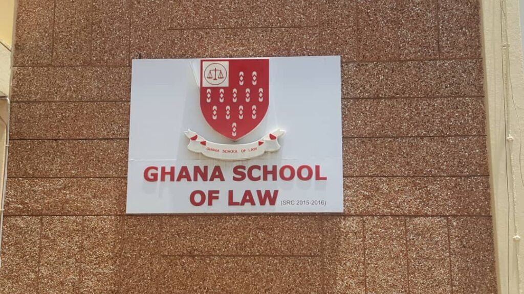 Ghana Law School admission for 2021/22 academic year opened
