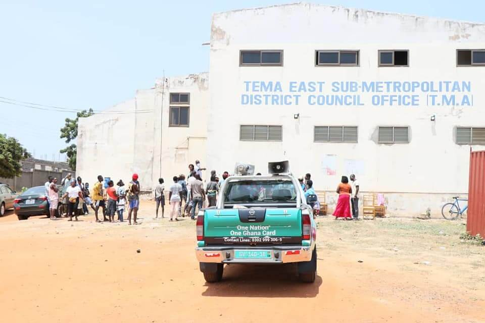 Ghana Card: NIA to begin work at regional, district offices June 1