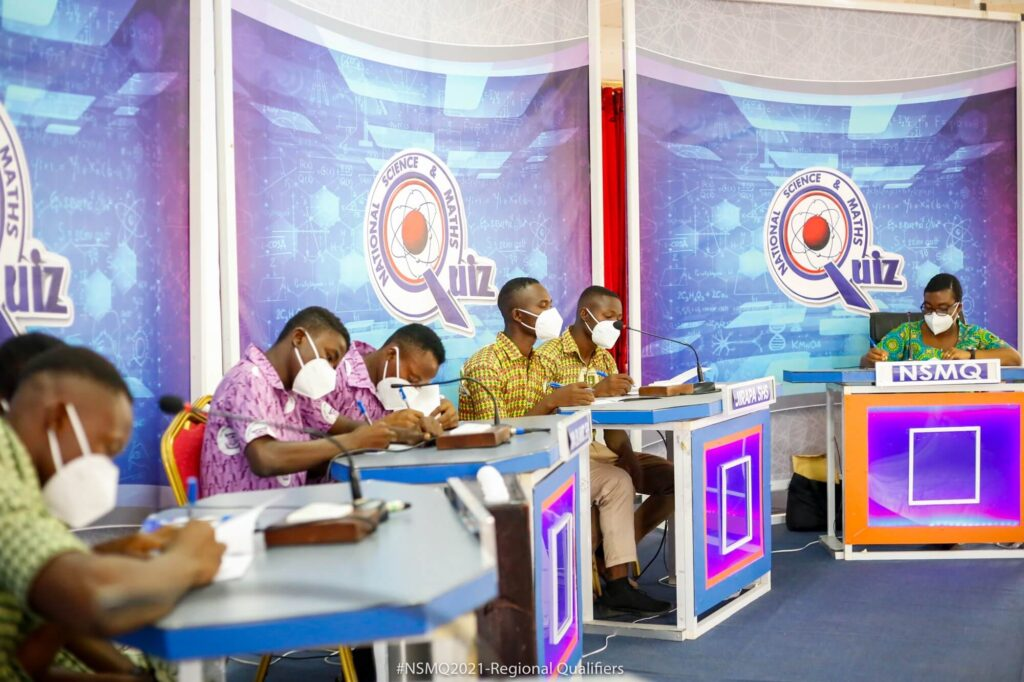 Check out SHSs to compete for 2021 NSMQ championship title