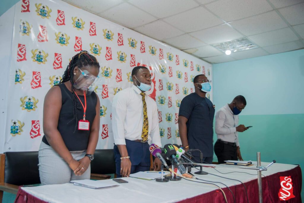 NUGS, USAG & NAHSAG to hold joint handing over ceremony