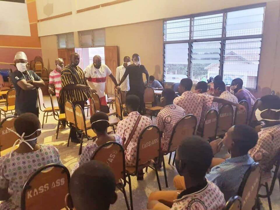 Flashback: Ban political activities in JHSs, SHSs - GNECC to GES