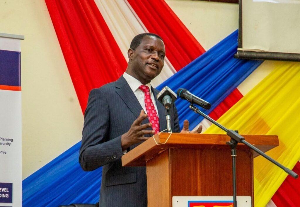 Adutwum addresses UN Advisory Group on education development