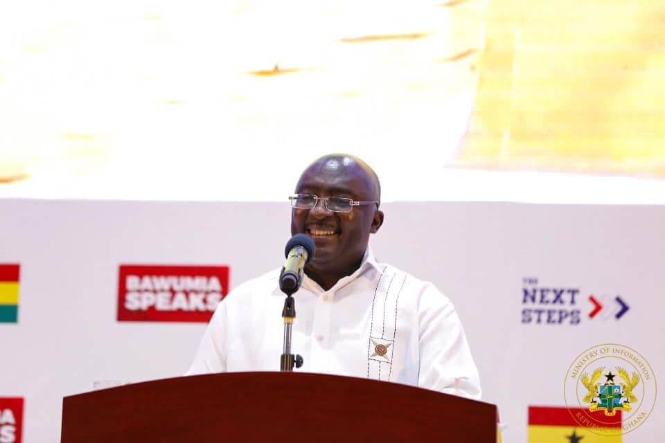 Gov't reforming education to produce critical thinkers - Bawumia