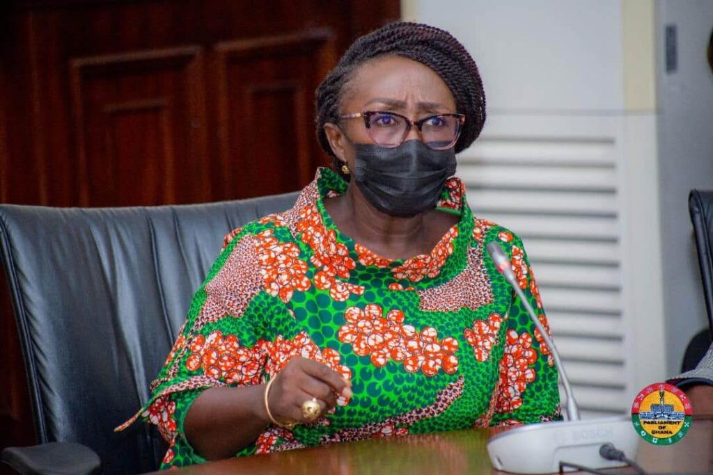 Gifty Ampofo's approval as Deputy Education Minister suspended