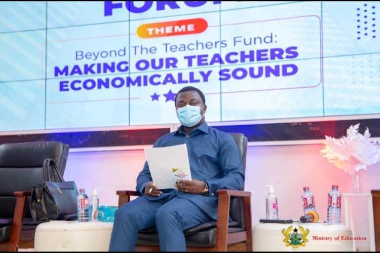 Steps to resolve teachers promotion, upgrade underway - Rev Ntim