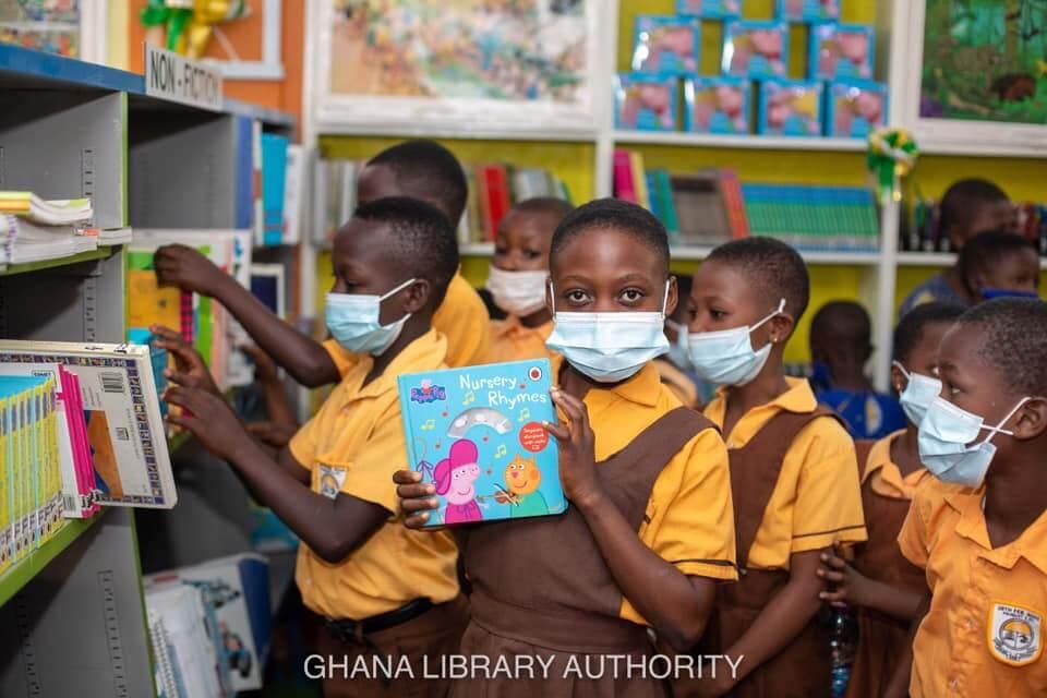 UNESCO names Ghana's Greater Accra World Book Capital 2023