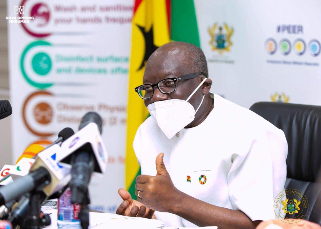 Govt's payroll is full; start your business - Ofori Atta to graduates