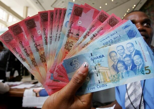 KNUST advice students to desist from counting money with saliva