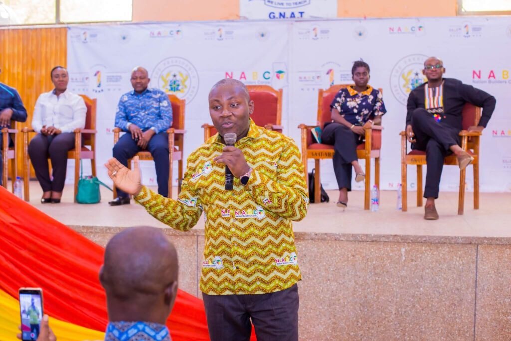 NABCO to monitor Educate Ghana trainees nationwide effective Tuesday