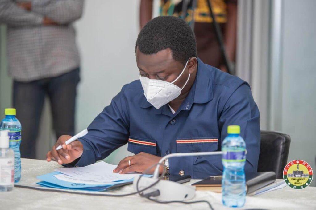 Ntim Fordjour hints return of controversial Public Universities Bill
