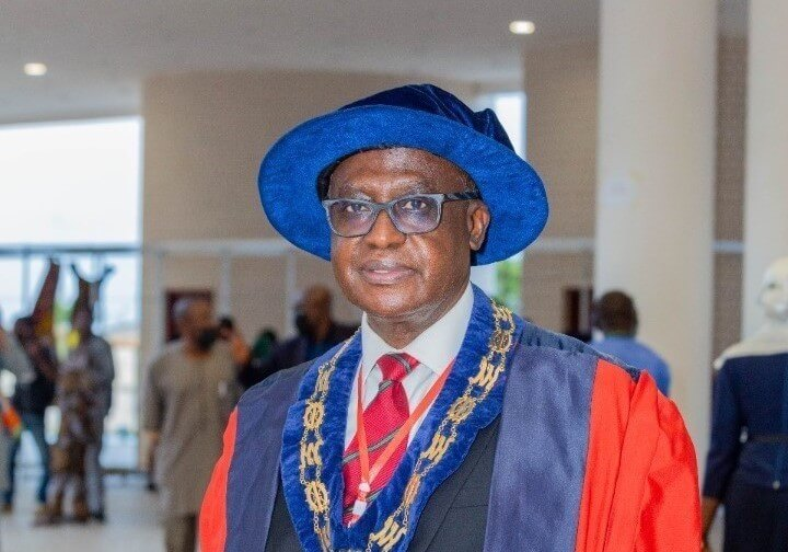 KNUST's Prof. Peter Donkor named President of West African CoS