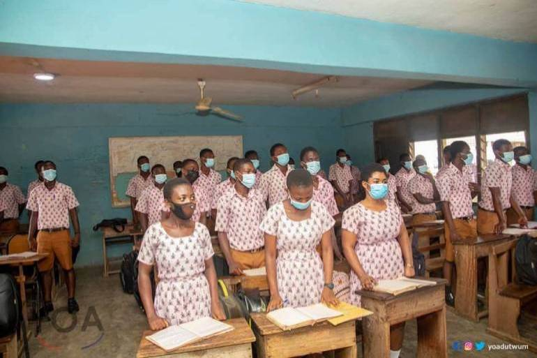 Mid break: GES directs SHS 3 boarding students not to go home