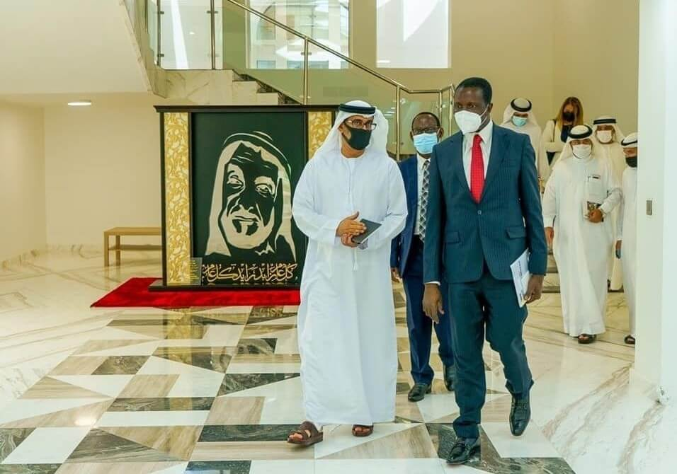 Adutwum meets UAE's Education Minister to share ideas on STEM
