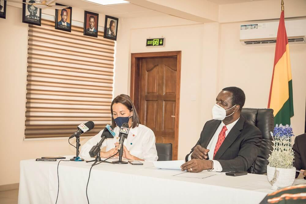 Ghana partners France to promote French language in schools