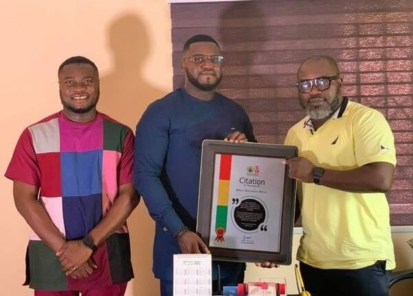 Africa Education Watch honoured for positive impact on education
